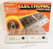 Vintage Philips Electronic Profi Lab über 300 Experimente Experimentierkasten