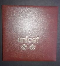 """New listing 1987 Official Unicef """"Flags Of The United Nations"""" Proof Edition First Day Cover"""