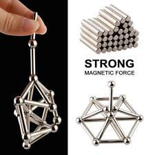 63/126PCS Magnet Toys Construction Magnetic StickSet & Balls Building Block Kits