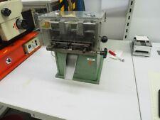 EWENZ Biege- u. Schneidmaschine / Bauteilvorbereitung / Kabelkonfektion