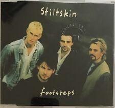 STILTSKIN : FOOTSTEPS - [ CD MAXI PROMO ]