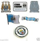 Manchester City FC OFFICIAL Pin Badge Selection Gift Fathers Day Cristmas
