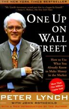 One Up on Wall Street-Peter Lynch, John Rothchild, John Rothchild