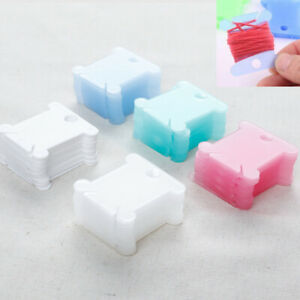 Multi-color embroidery thread spool, floss stand cross stitch storage box sewing