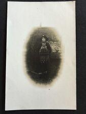 Vintage Postcard - RP Anonymous Women - #185 In Furs