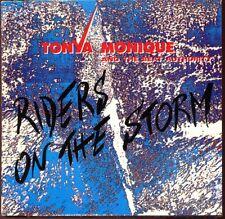 TONYA MONIQUE - RIDERS ON THE STORM - CARD SLEEVE 3 INCH 8 CM CD MAXI