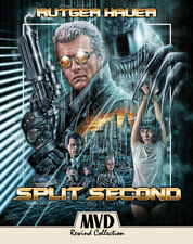 PRE-ORDER Split Second [New Blu-ray] Collector's Ed