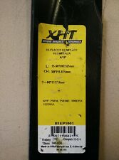 "XHT B1EP1016 15-3/8"", Lawn Mower Blades Replaces 25034, 25034R, 106635X, 122265X"
