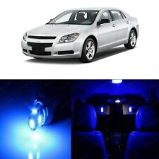 9 X Blue Led Interior Light Kit For 2005 2012 Chevrolet Chevy Malibu Tool