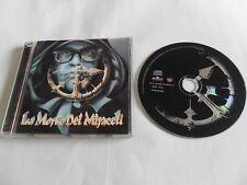 FRANKIE HI-NRG MC - La Morte Dei Miracoli (CD 1997) ITALY Pressing
