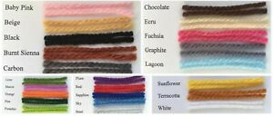 """Latch hook Yarn By Trimmits 400 per pack 2.25"""" long. Use on 5HPI canvas"""
