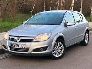 Vauxhall Astra 1.6i 16v VVT 2009 Active Plus ** PETROL MANUAL CLEAN CAR **
