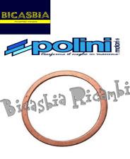 2994 - 2994 GUARNIZIONE POLINI IN RAME TESTA CILINDRO VESPA 50 SPECIAL R L N 130