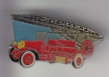 RARE PINS PIN'S .. POMPIER FIRE CAMION TRUCK ECHELLE ANCIEN OLD ANNEE 1920 ~DL