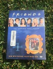 F.r.i.e.n.d.s The Complete First Season New On DVD Sealed Friends $35.00