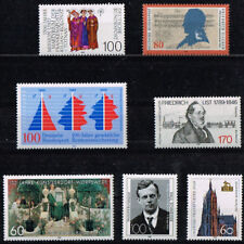 NL2127.BRD 1989.Mi.Nr.1424-1426,1429-1431,1434. Postfris