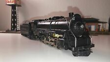 Vintage HO SCALE MANTUA STEAM ENGINE LOCOMOTIVE PENNSYLVANIA #4073