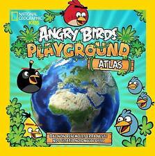 Angry Birds Playground: Atlas: A Global Geography Adventure by Elizabeth...
