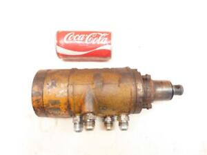 Case 580C Backhoe Power Steering Sector Motor Valve