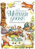 A Treasury of Mother Goose by Hilda Offen