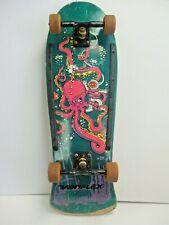 Variflex 1980's XP Series Octopus with Diver Complete Skateboard Deck RARE!!