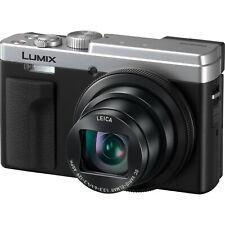 Panasonic Lumix DC-ZS80 Digital Camera 4K (Silver) & FREE 64GB *NEW*