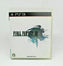 Sony PS3 Playstation - Final Fantasy XIII 13 Square Enix Japanese Version