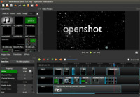 2019 New OpenShot 4K Video Editing Software Production Editor For Windows/Mac