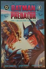 Dark Horse/DC Comics Batman vs Predator V1 TPB 1st Print NM Unread