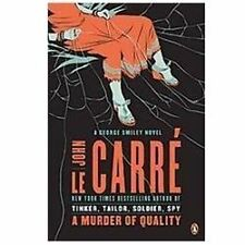 A Murder of Quality by John Le Carré (2012, Trade Paperback)