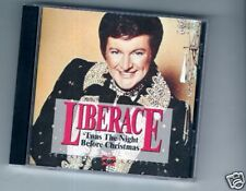 Liberace Twas The  Night Before Christmas CD