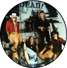 "EX! GUNS N' ROSES DON'T CRY Limited Edition 12"" VINYL Picture Pic Disc"