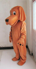 Special offer! Brown Dog adult size mascot costume  for Festival  FREE shipping