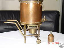 DISTILLERIE ALCOOL CUIVRE KUPFER COPPER BERLIN SCARCE