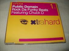 PUBLIC DOMAIN - ROCK DA FUNKY BEATS - HOUSE CD SINGLE
