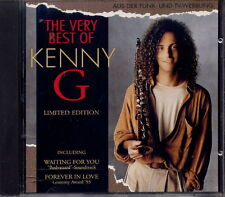 Kenny G-the very best of (Limited)