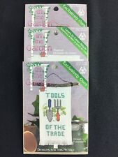 Designs for the Needle In the Garden Counted Cross Stitch Kits Lot of 3