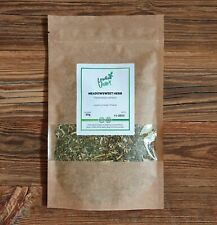 MEADOWSWEET HERB (Filipendula ulmaria) 100% natural dried leaf tea wiazowka