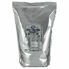 NOW Foods - NOW Sports Whey Protein Isolate Creamy Chocolate - 10 lbs.