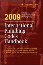 2009 International Plumbing Codes Handbook, Woodson, R.