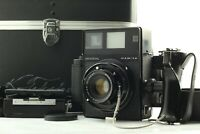 【 EXC+5 in CASE 】Mamiya Universal Press + Sekor 100mm f/3.5 Lens etc. from JAPAN