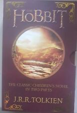 THE HOBBIT, Boxed Set Of 2 Books,By J.R.R.Tolkien,VERY GOOD~P/B FAST~N~FREE POST