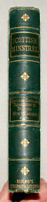 """1873 """" The Scottish Minstrel The Songs of Scotland Subsequent To Burns""""  Book"""