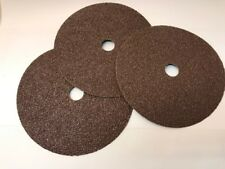 5 X 180mm x 22mm x 24 Grit Fibre Disc - F226 -Aluminum Oxide Norton (PACKS OF 5)