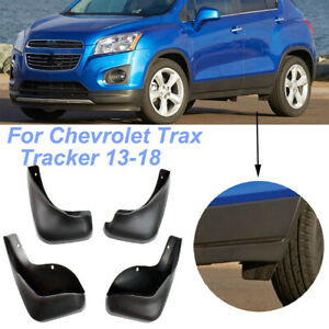 Mud Flaps For Chevrolet Holden Trax Tracker 13-18 Splash Mud Guards Accessories