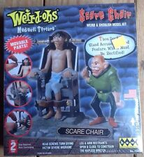 WEIRD-OHS  MEDIEVAL TORTURE  SCARE CHAIR  sealed model kit HAWK #15982