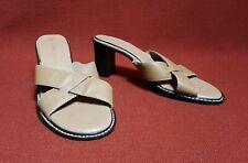 George Katie  Shoes Pumps Slip on Tan Women's Size 6