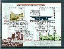 Allemagne -Germany 1997 - Michel feuillet n. 37 - Design en Allemagne