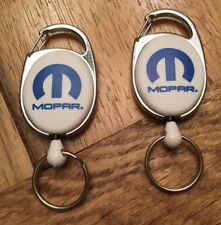 2 mopar Key chains ring fob lot dodge charger  6 8 9 7 0 1 2 3 4 5 6 7 2 0 1 rt