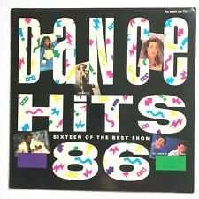 DANCE HITS 86 -  Soul, House, Hip Hop, Disco Compilation Vinyl LP